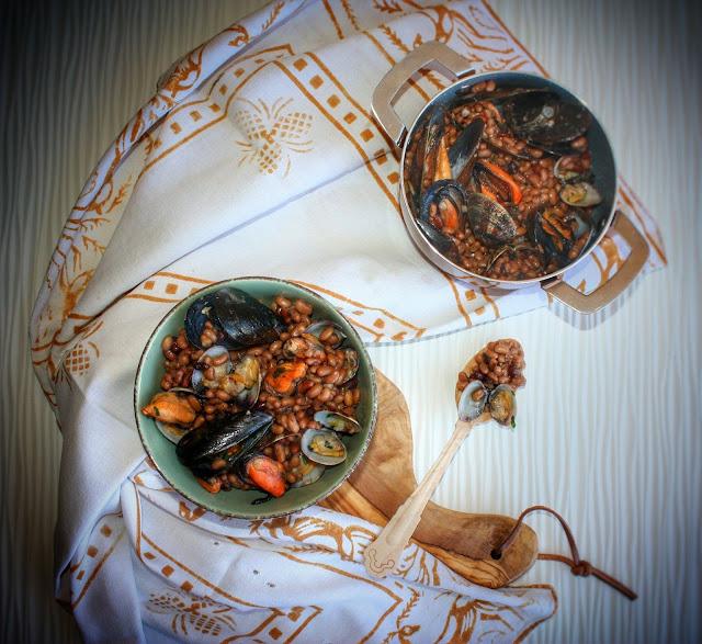 Zuppa di fagiolina del Trasimeno