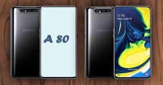 Harga Dan Spesifikasi Samsung Galaxy A80 Terbaru