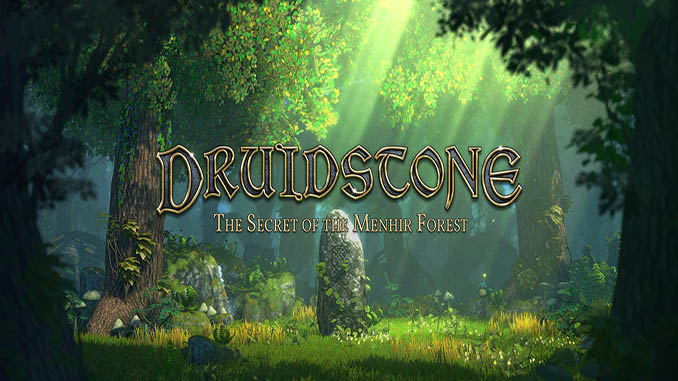 Druidstone: The Secret of the Menhir Forest PC Game Download
