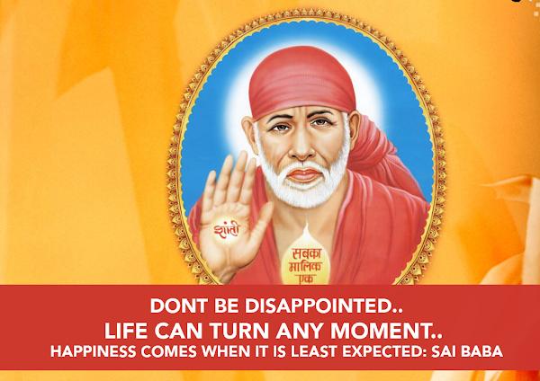 Chapter 6 (Part 3) - Scribblings of A Shirdi Sai Devotee