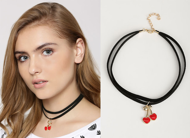 Rakhi Gifts Ideas For Her, Sisters Choker Necklace