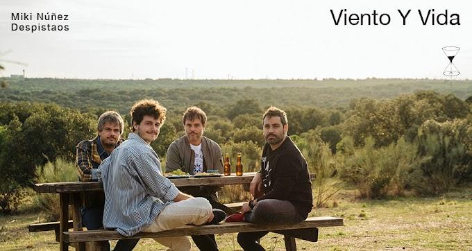 """Miki Núñez presenta """"Viento Y Vida"""" junto a Despistaos"""