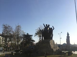 Antalya canım şehrim