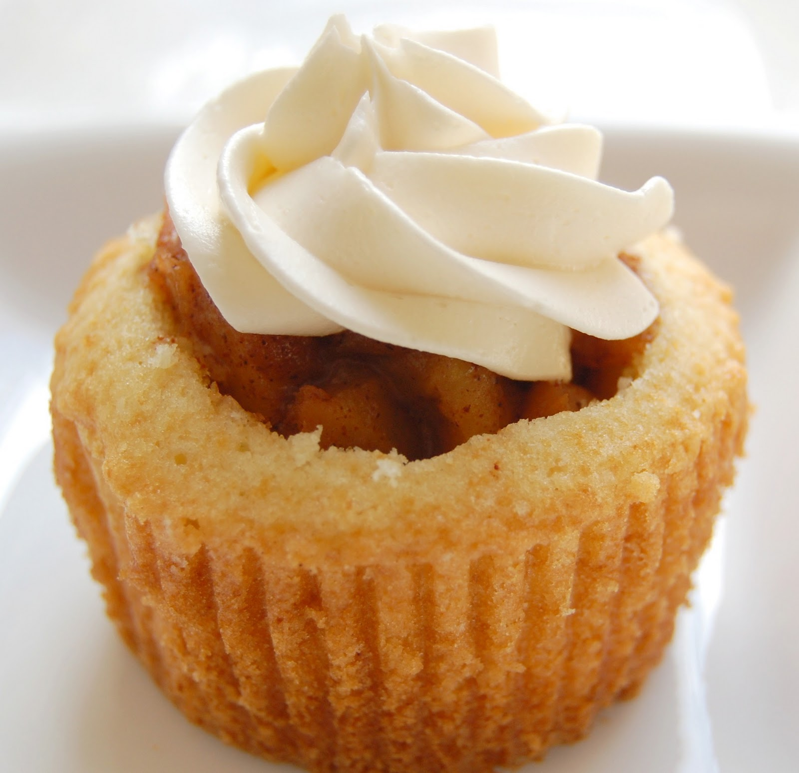 Cupcakes Filling Pie