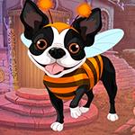 Games4King - G4K Intrepid Dog Escape Game