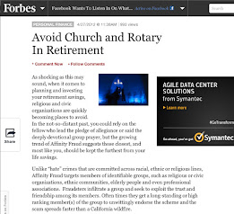 Forbes Magazine.About Rotary International Wall of Shame