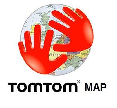 Tomtom Maps For Europe.Tomtom Maps Of Europe 880 3812 V 1 9