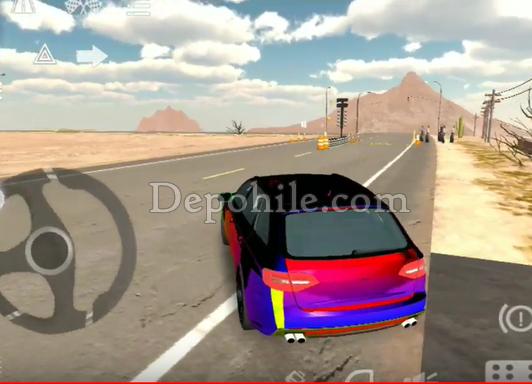 Car Parking Multiplayer Gökkuşağı Krom Hilesi Yapımı 2020