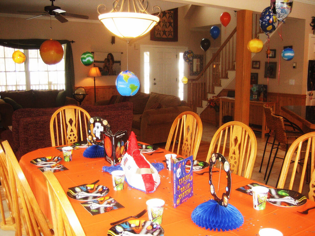 Easy Party Decorations to Make at Home