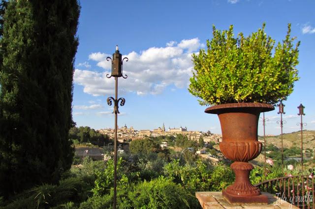 Toledo, amada por don Benigno