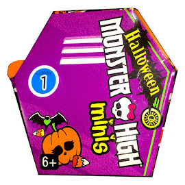MH Releases I Halloween Lockers Mini Figure