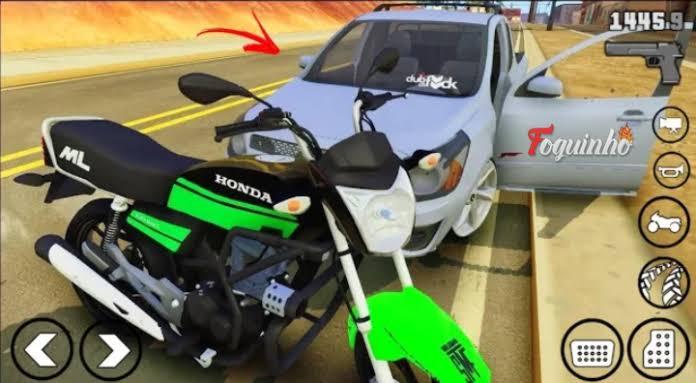 SAIU!! NOVO GTA MOTOVLOG (100MB) TODOS ANDROID APK+DATA