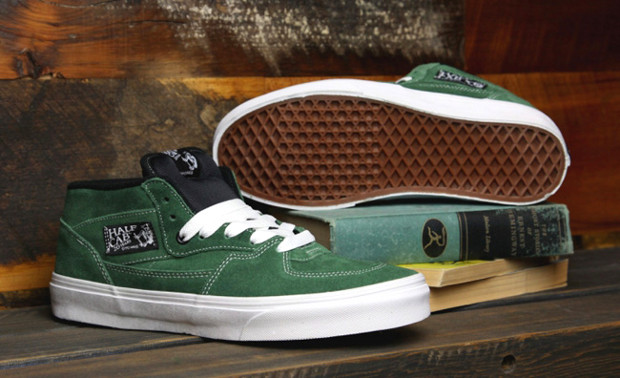 069e30ef5b SNEAKERS ALL YOU WANT  Vans Half Cab 20th Anniversary Forest Green