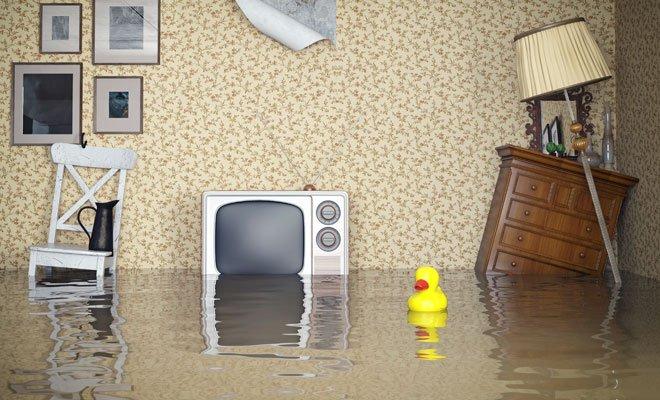 limpieza inundación vivienda sevilla
