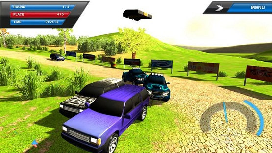 4×4 Offroad Racing Nitro Game Free Download