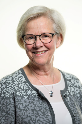 Porträttbild på Wanja Lundby-Wedin