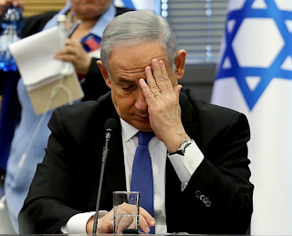 Israeli Prime Minister Benjamin Netanyahu indicted on charges of bribery, fraud & breach of trust