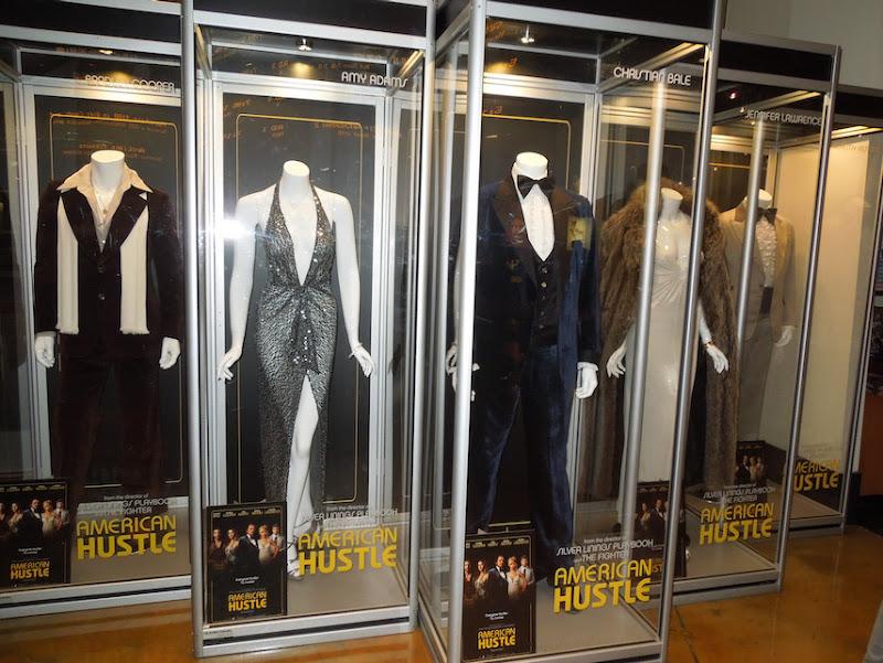 American Hustle movie costumes