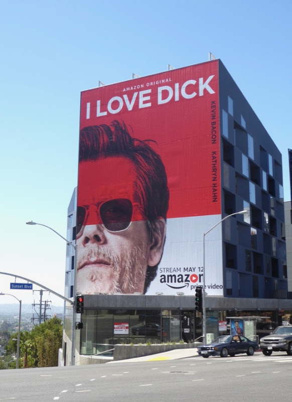 I Love Dick TV series billboard