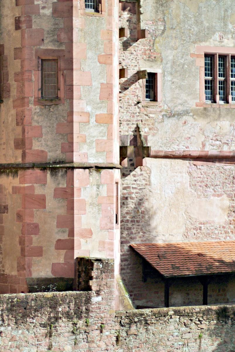 Auf dem Heidelberger Schloss (6)