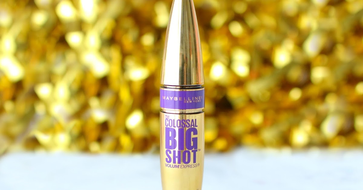 First Look: Maybelline's Colossal Big Shot Mascara | Elle