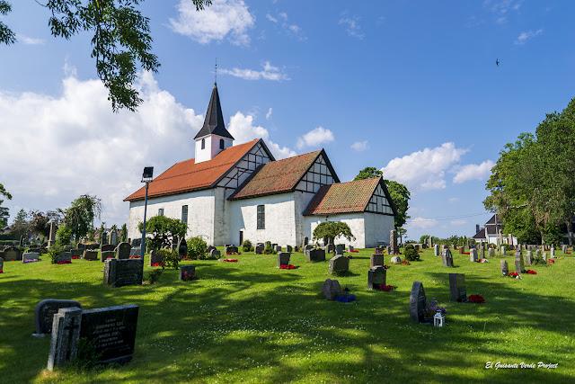 Borre kirke - Noruega, por El Guisante Verde Project