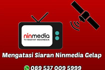 Ninmedia di Asiasat 9 Gangguan, Ini Cara Mengatasinya