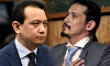 Been there, done that!!!,  Antonio Trillanes blasted 'arrogant' Robin Padilla