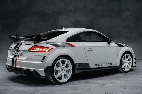 Audi TT RS 40