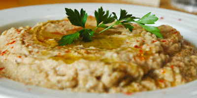 Some tips to help you produce a superior Baba Ghannouj Baba Ghannouj / Grilled Eggplant Dip Recipe