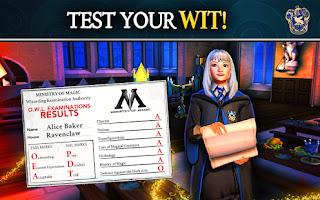 Harry Potter Hogwarts Mystery Mod APK Unlimited Gems