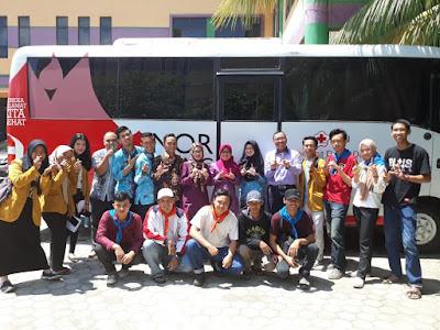 UMITRA Indonesia Gandeng PMI Gelar Donor Darah