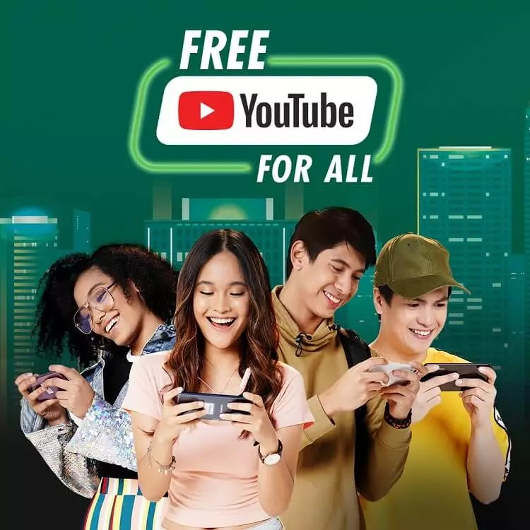 Smart, Sun and TNT Subscribers Can Now Get up to 1GB of Free YouTube Daily!