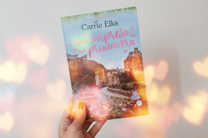 Uma Surpresa na Primavera | Carrie Elks