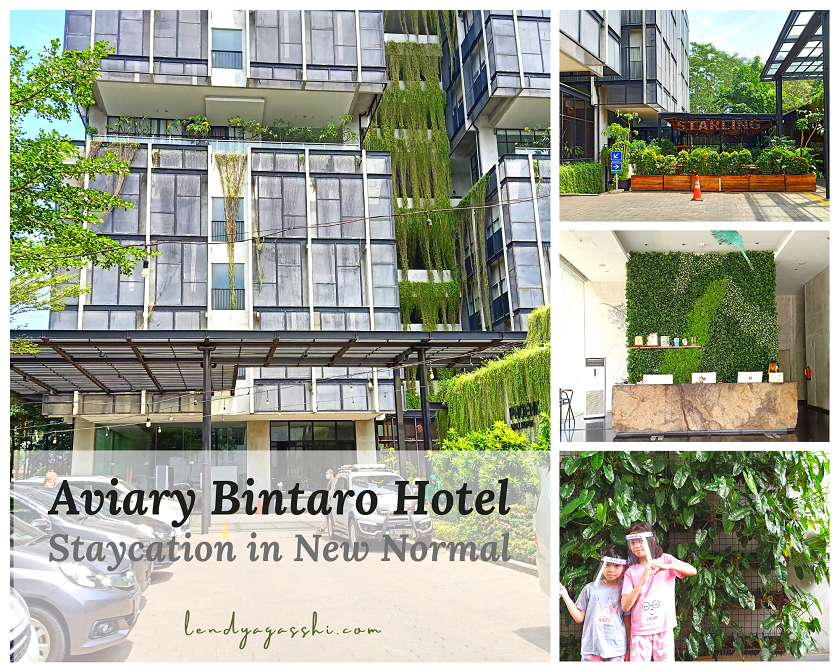 Aviary Bintaro Hotel