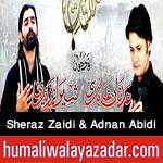 http://www.humaliwalayazadar.com/2016/10/sheraz-zaidi-adnan-abidi-nohay-2017.html