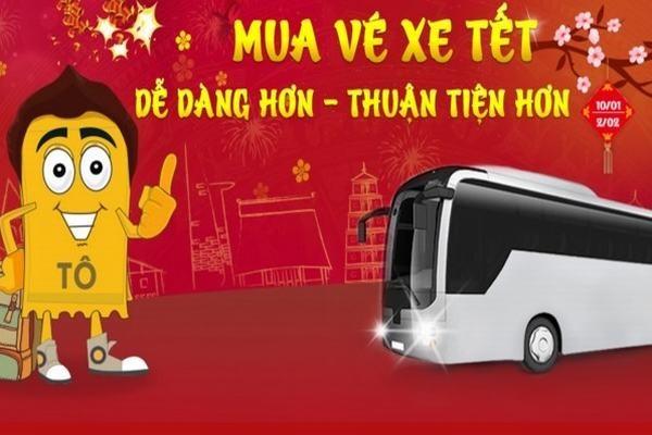 Xe Phúc Thuận Thảo - Bán vé xe Tết Mậu Tuất 2018