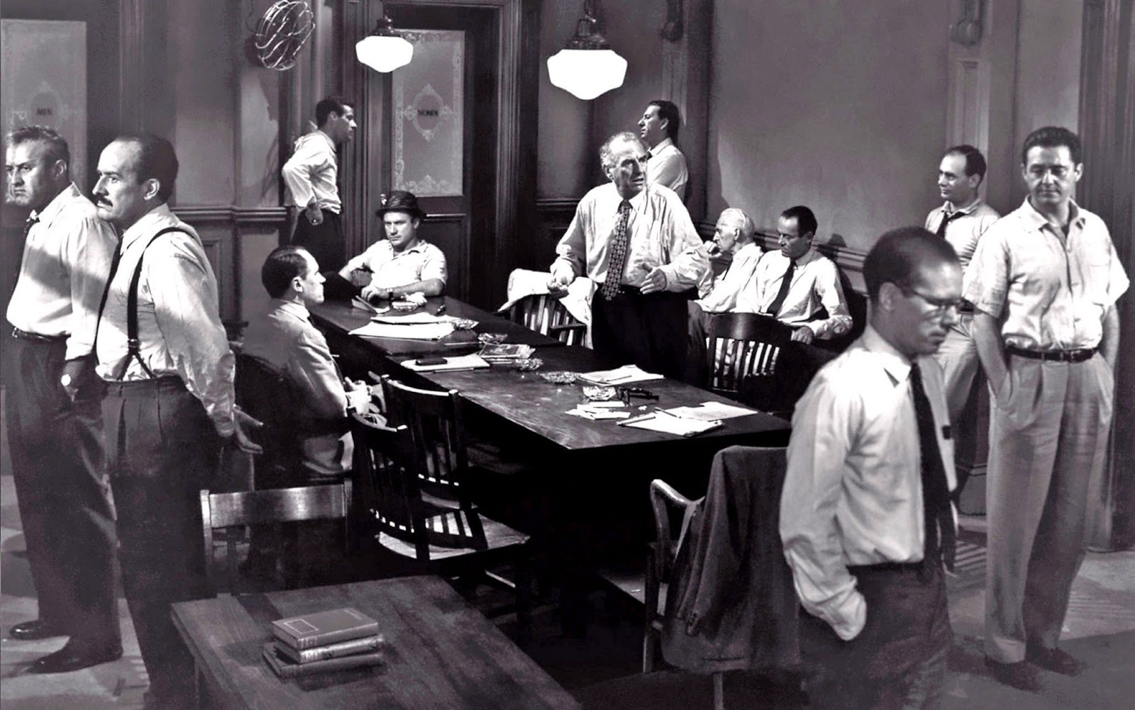 12 Angry Men Wallpapers Image