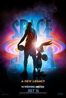 Space Jam A New Legacy 2021 Hindi Dubbed 480p