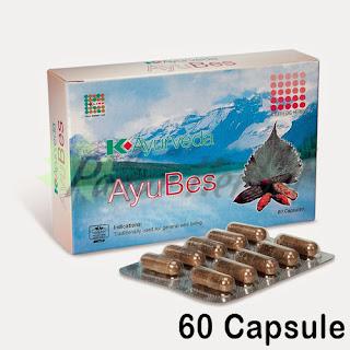 K-Ayurveda AyuBes (60 Capsule)