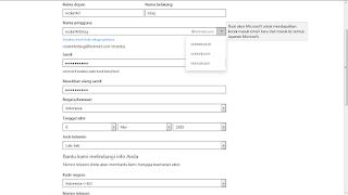 Cara Membuat Akun Email Microsoft Hotmail dan Outlook