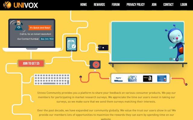 Review Univox là gì? Và cách kiếm tiền hàng ngày trên Univox như thế nào?