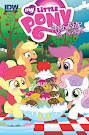 MLP Friendship is Magic #32 Comic Cover Retailer Incentive Variant