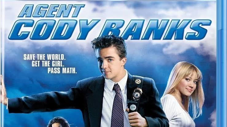 Agent Cody Banks (2003) Bluray Subtitle Indonesia