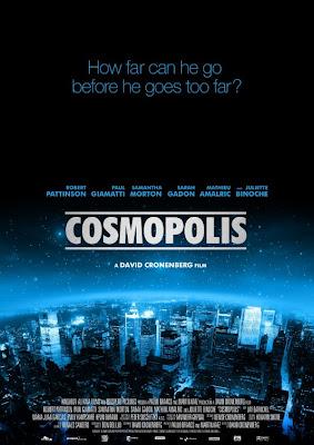 Filmen Cosmopolis poster