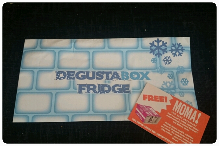 degustabox fridge