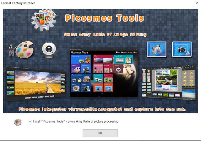 Download Format Factory - Phần mềm convert, đổi đuôi video mới nhất d