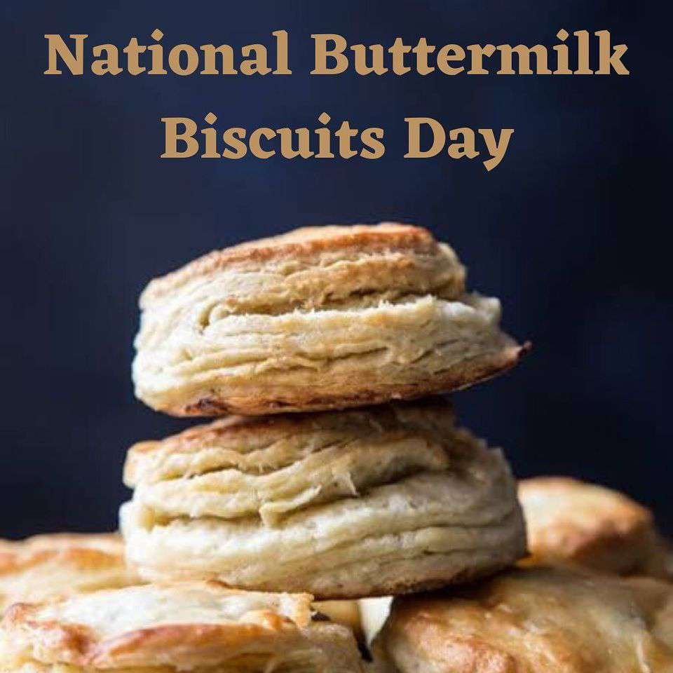 National Buttermilk Biscuit Day Wishes Sweet Images
