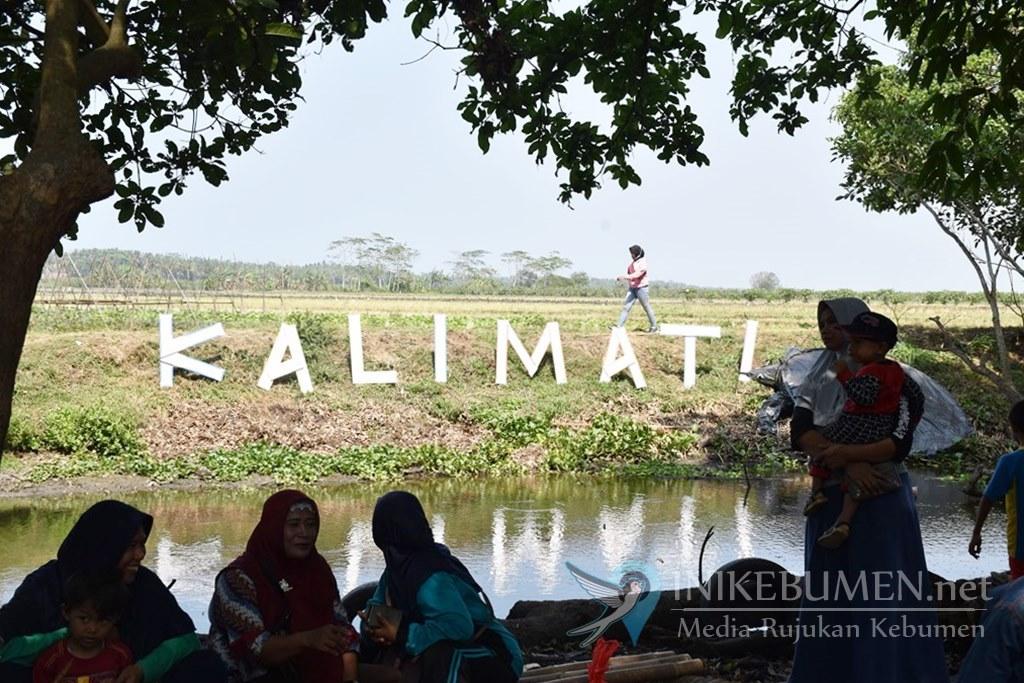 Warga Desa Patukrejo Bonorowo Rintis Wisata Kalimati