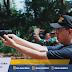 Demi Memperkuat Sinergi antar Instansi di Bidang Pengawasan, Bea Cukai Blitar Adakan Latihan Menembak Bersama